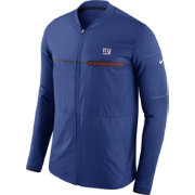 Nike Men's New York Giants Sideline 2017 Shield Hybrid Blue Jacket