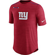 Nike Men's New York Giants Sideline 2017 Player Red Top