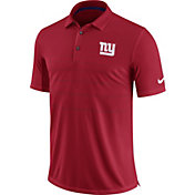 Nike Men's New York Giants Sideline 2017 Early Season Red Polo