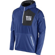 Nike Men's New York Giants Sideline 2016 Vapor Speed Fly Rush Blue Jacket