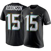 Nike Men's Jacksonville Jaguars Allen Robinson #15 Pride Black T-Shirt