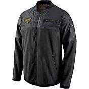 Nike Men's Jacksonville Jaguars Salute to Service 2016 Hybrid Black Jacket