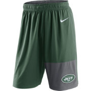 Nike Men's New York Jets Fly Green Shorts