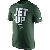 Nike Men's New York Jets Local Verbiage Green T-Shirt