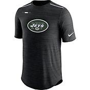 Nike Men's New York Jets Sideline 2017 Player Black Top