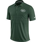 Nike Men's New York Jets Sideline 2017 Early Season Green Polo