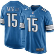 Nike Men's Home Game Jersey Detroit Lions Golden Tate III #15