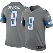 Nike Men's Color Rush 2017 Legend Jersey Detroit Lions Matthew Stafford #9