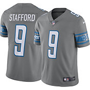 Nike Men's Color Rush 2017 Limited Jersey Detroit Lions Matthew Stafford #9