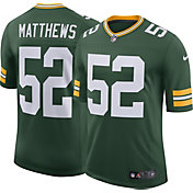 Nike Men's Home Limited Jersey Green Bay Packers Clay Matthews #52