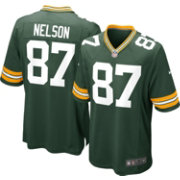 Nike Men's Home Game Jersey Green Bay Packers Jordy Nelson #87