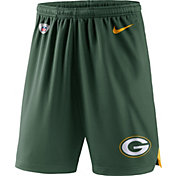 Nike Men's Green Bay Packers Dry Knit Green Performance Shorts