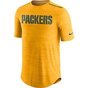 Nike Men's Green Bay Packers Player Gold Performance T-Shirt