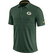 Nike Men's Green Bay Packers Sideline 2017 Early Season Green Polo