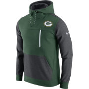 Nike Men's Green Bay Packers AV15 Fleece Green Pullover Hoodie