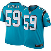 Nike Men's Color Rush Carolina Panthers Luke Kuechly #59 Legend Jersey Shirt