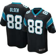 Nike Men's Home Game Jersey Carolina Panthers Greg Olsen #88