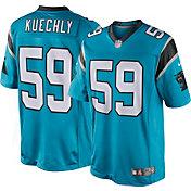 Nike Men's Alternate Limited Jersey Carolina Panthers Luke Kuechly #59