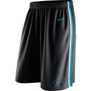 Nike Men's Carolina Panthers Epic Black Shorts