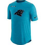 Nike Men's Carolina Panthers Sideline 2017 Player Blue Top
