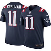 Nike Men's Color Rush New England Patriots Julian Edelman #11 Legend Game Jersey