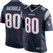 Nike Men's Home Game Jersey New England Patriots Danny Amendola #80