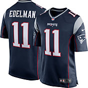 Nike Men's Home Game Jersey New England Patriots Julian Edelman #11