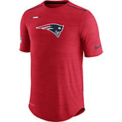 Nike Men's New England Patriots Sideline 2017 Player Red Top