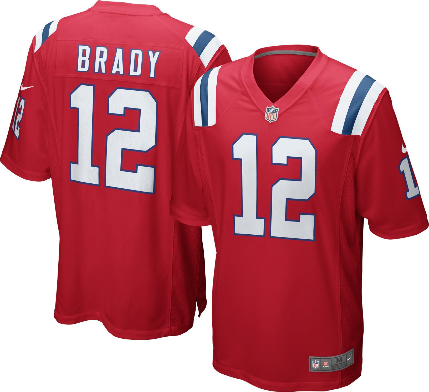 tom brady youth jersey 10-12
