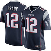 Nike Men's Home Game New England Patriots Tom Brady #12 Jersey