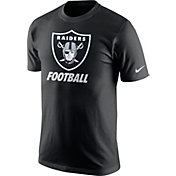 Nike Men's Oakland Raiders Facility Black T-Shirt