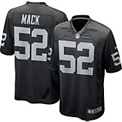 Nike Men's Home Game Jersey Oakland Raiders Khalil Mack