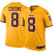 Nike Men's Color Rush 2016 Washington Redskins Kirk Cousins #8 Legend Game Jersey