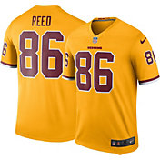 Nike Men's Color Rush 2016 Washington Redskins Jordan Reed #86 Legend Game Jersey