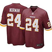 Nike Men's Home Game Jersey Washington Redskins Josh Norman #24