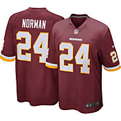 Nike Men's Home Game Jersey Washington Redskins Josh Norman #24