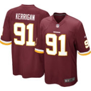 Nike Men's Home Game Jersey Washington Redskins Ryan Kerrigan #91