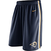 Nike Men's Los Angeles Rams Epic Navy Shorts