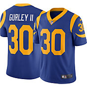 Nike Men's Alternate Limited Jersey Los Angeles Rams Todd Gurley #30