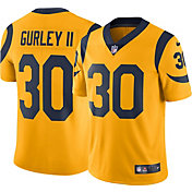 Nike Men's Color Rush Limited Jersey Los Angeles Rams Todd Gurley #30
