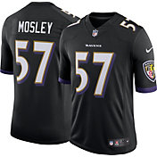 Nike Men's Alternate Limited Jersey Baltimore Ravens C.J. Mosley #57