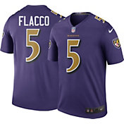 Nike Men's Color Rush Baltimore Ravens Joe Flacco #5 Legend Jersey Shirt
