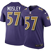 Nike Men's Color Rush 2017 Legend Jersey Baltimore Ravens C.J. Mosley #57
