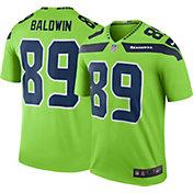Nike Men's Color Rush 2016 Seattle Seahawks Doug Baldwin #89 Legend Game Jersey