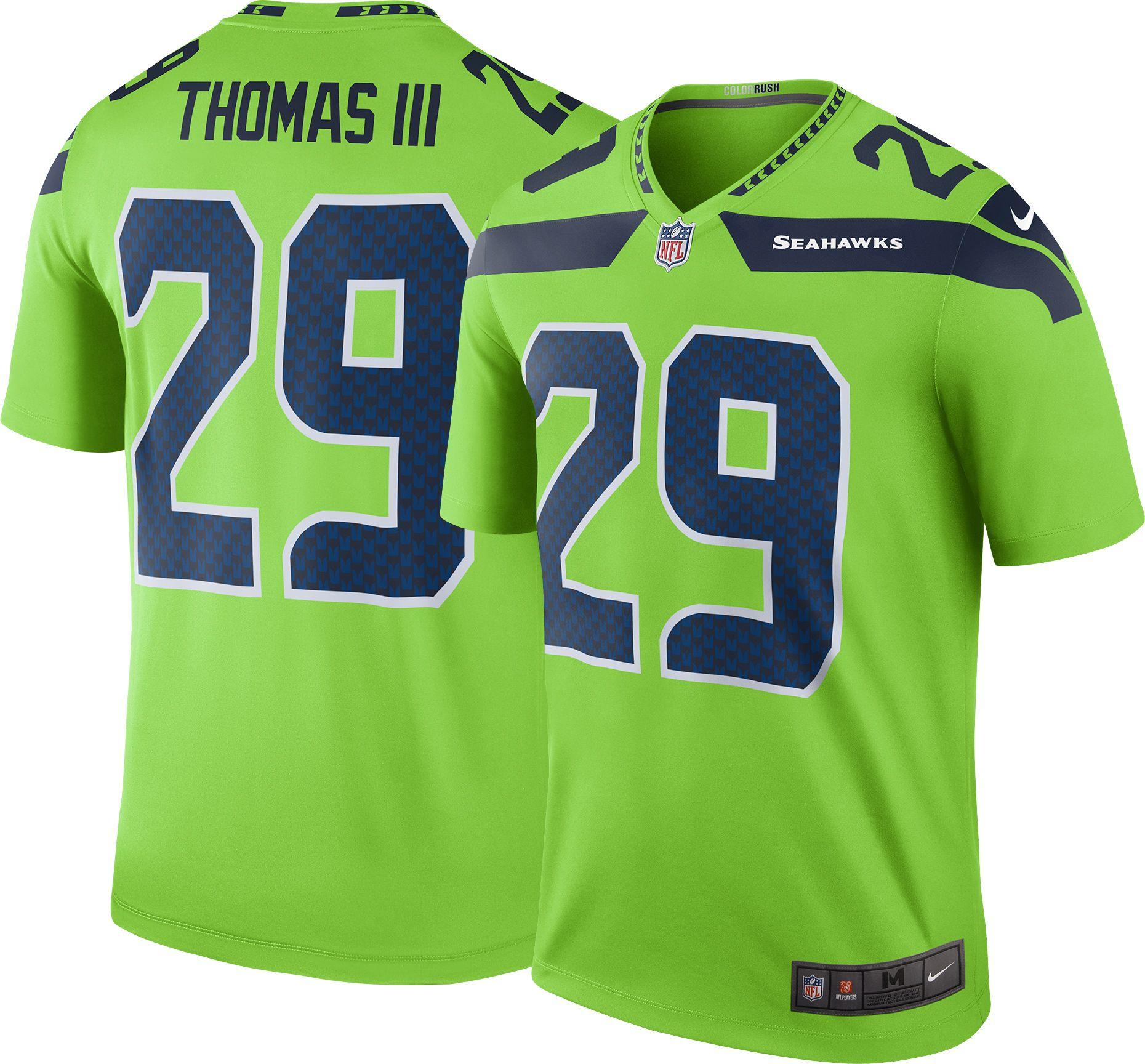 earl thomas color rush jersey