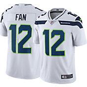 Nike Men's Away Limited Jersey Seattle Seahawks Fan #12