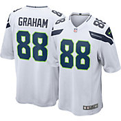 Nike Men's Away Game Jersey Seattle Seahawks Jimmy Graham #88