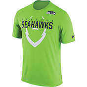 Nike Men's Seattle Seahawks Legend Icon Green T-Shirt