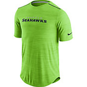 Nike Men's Seattle Seahawks Player Green Performance T-Shirt