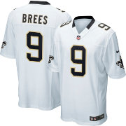 Nike Men's Away Game Jersey New Orleans Saints Drew Brees #9